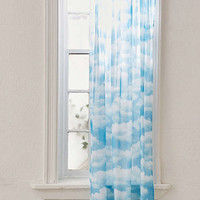 Clouds Window Curtain | Urban Outfitters