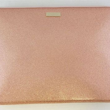 "kate spade new york Sleeve for 13"" MacBook, 13"" Laptop - Rose Gold Glitter (KSMB-013-RGG)"