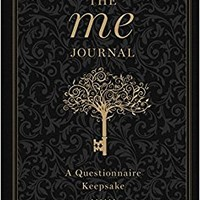 The Me Journal: A Questionnaire Keepsake Hardcover – March 29, 2016