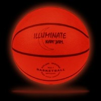Light-up LED Glow Basketball by Kan Jam Illuminate | deviazon.com