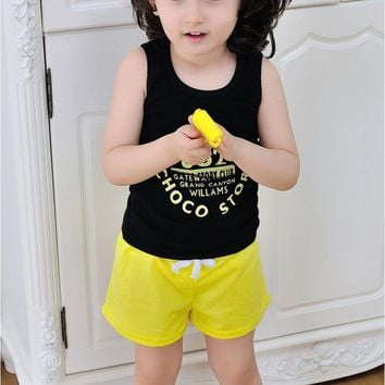 Baby Girls Shorts Kids Clothes Summer 2017 Cotton Children Shorts Kids Shorts for Girls Solid Bowknot Trousers Boys Short Pants