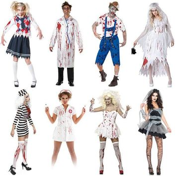 LMFON Role Play Role Play cosplay clothes _ bride dress costume Halloween performance arts [8939302279]