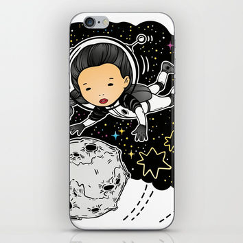 Travel iPhone & iPod Skin by MIKART