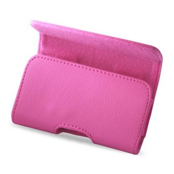 HORIZONTAL POUCH HP102A BLACKBERRY 8330 HOT PINK 4.30 X 2.40 X 0.60 INCHES: Case Of 120