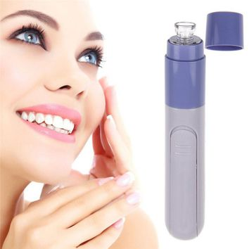 Mini Electric Facial Pore Cleanser Skin Cleaner Face Dirt Suck Up Vacuum Acne Pimple Tool Remover Blackhead Clean Massage Tools
