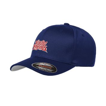 Liberty Maniacs Fitted Twill Baseball Cap