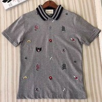 100% AUTHENTIC 2018ss Gucci Polo Shirt