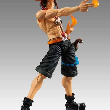 MegaHouse ONE PIECE Variable Action Heroes Portgas D. Ace