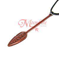 MOANA Oar Paddle Pendant Necklace