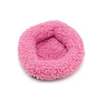 "Petco Small Animal Fleece Donut Bed, 6.5"" Length 
