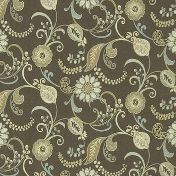 Kasmir Fabric Persnickety Cocoa
