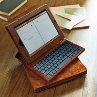 iPad 2/3/4 Case with Bluetooth Keyboard