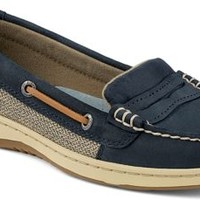 Sperry Top-Sider Pennyfish Loafer Navy, Size 12M  Women's Shoes