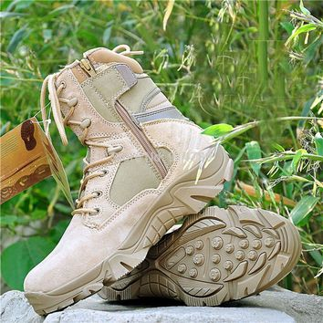 TACTICAL HUNTING LINGHTWEIGHT COMBAT BOOTS MULTI COLORS IN SIZES