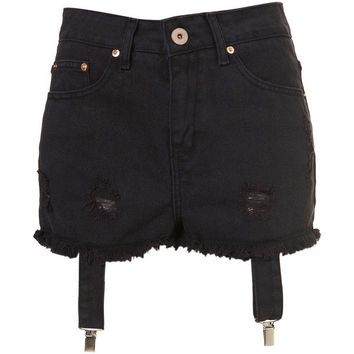 Denim Shorts By Fifi's Factory