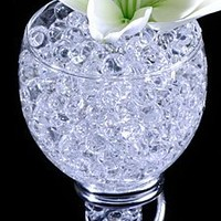 Clear Water Gel Beads For Floral Arrangements