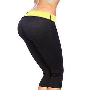 Drop Shipping Women Hot Shapers Super Stretch Super Control Panties Pant Stretch Neoprene Slimming Body Shaper