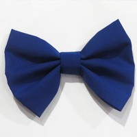Royal Blue from OHMYBOWS