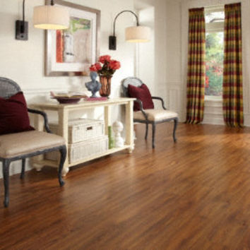 Dream Home - Ispiri - 12mm+pad Poplar Forest Oak Laminate Flooring