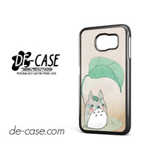 Floral Totoro For Samsung Galaxy S6 Samsung Galaxy S6 Edge Samsung Galaxy S6 Edge Plus Case Phone Case Gift Present