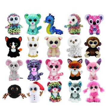 Plush Doll Toys for Girls (1 Pc) - 40 Different Animal Stuffed Toys