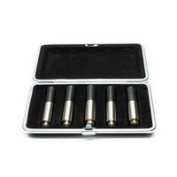 Extra Fogpen Cartridges with Case by Myster - Dry Herb and Wax - Set of 5