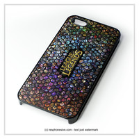 League Of Legends All Hero Mosaic iPhone 4 4S 5 5S 5C 6 6 Plus , iPod 4 5 , Samsung Galaxy S3 S4 S5 Note 3 Note 4 , HTC One X M7 M8 Case