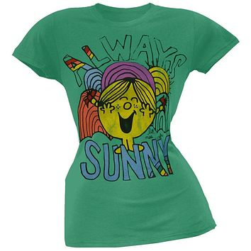 Little Miss - Always Sunny Juniors T-Shirt