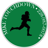 Custom Football Decals, Clothing Labels