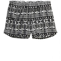 Printed Soft Shorts