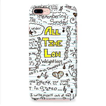 All Time Low Collage iPhone 8 | iPhone 8 Plus Case