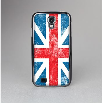 The Scratched Surface London England Flag Skin-Sert Case for the Samsung Galaxy S4
