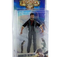 BioShock Infinite Booker Figure