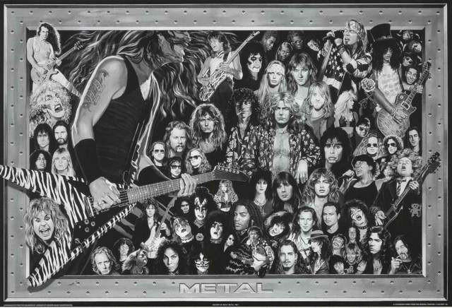 history of heavy metal essay Music and movies essays: history of rock search browse essays   hard rock lead to heavy metal, and it became a genre of its own  the use and abuse of history .