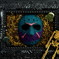 All Your Friends Are Dead. Game Over. Retro Horror Bath Bomb!