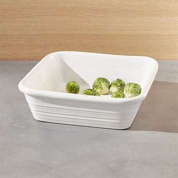 Farmhouse Square Baking Dish