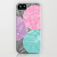 Natural Harmony iPhone Case by Catherine Holcombe | Society6