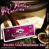 Scents-less Dandy Candy Moustache Trainer