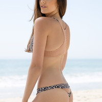 ACACIA SWIMWEAR - Pavils Bottom | Snow Leopard