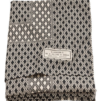 Patterned Tablecloth - from H&M