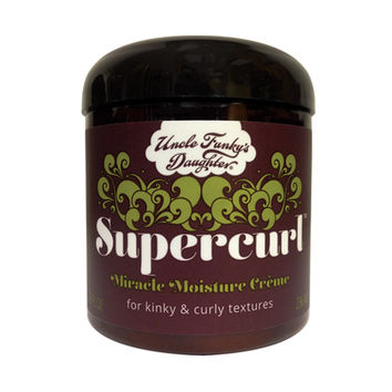 Uncle Funky's Daughter Supercurl Miracle Moisture Cream