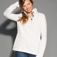 Tommy Hilfiger Sweater, Long-Sleeve Striped - Sweaters - Women - Macy's