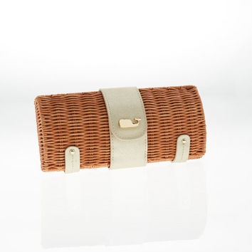 Shop Clutches: Natural Straw Clutch for Women | Vineyard Vines