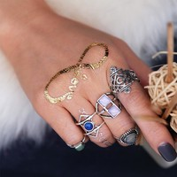Ring Innovative Strong Character Vintage Palace Set [10802527363]