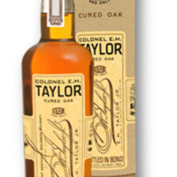 Colonel E.H. Taylor Cured Oak Straight Kentucky Bourbon Whiskey, Kentucky, USA