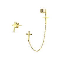 Bling Jewelry Pious Me Cuff Set
