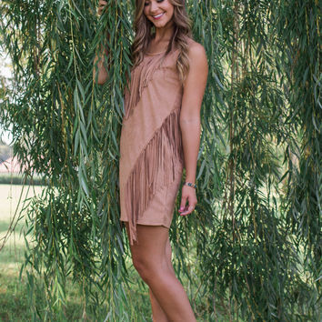 Fringe Is Love Dress