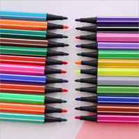 36 Color Children Watercolor Painting Art Supplies School Student Graffiti Color Pen Stationery