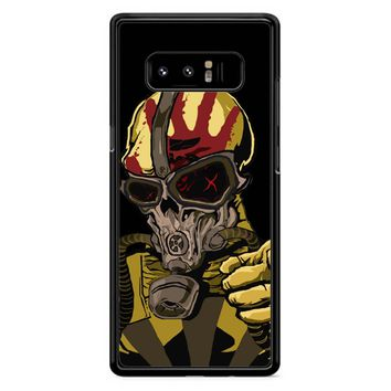 Five Finger Death Punch Samsung Galaxy Note 8 Case