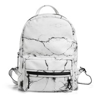 Eddie Borgo for Target Backpack - White Marble